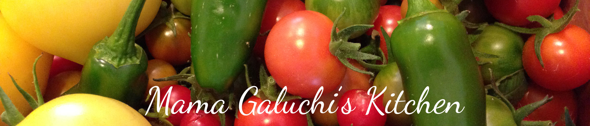 Banner of Mama Galuchi's Kitchen