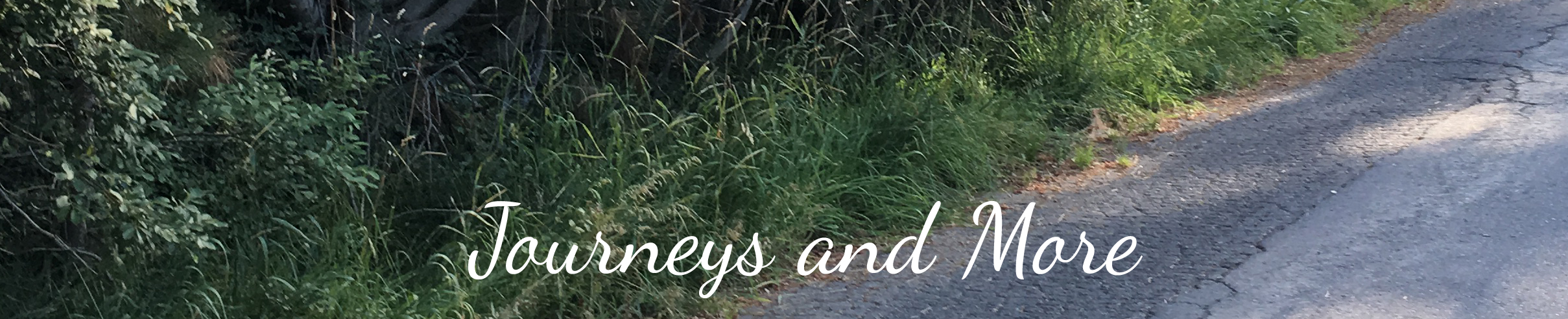 Journeys and More blog banner